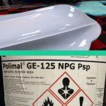 Гелькоут прозрачный Polimal NPG GE-125 P sp